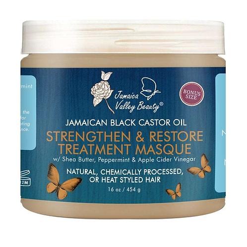 Jamaica Valley Jamaican black castor oil TREATMENT MASK