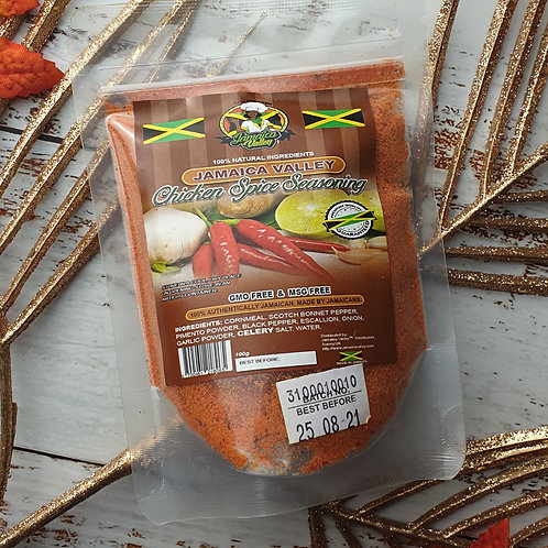 Chicken Spice Seasoning
