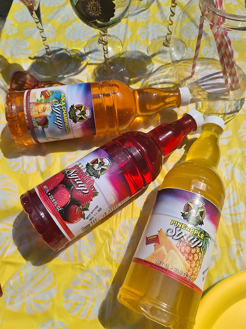 Jamaica Valley Syrups