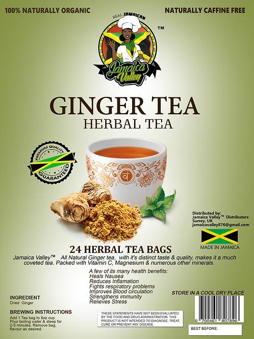 Ginger Tea , Herbal Tea