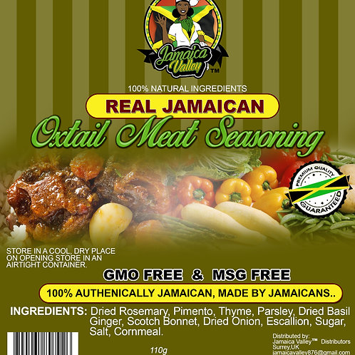 Oxtail Meat Seasoning