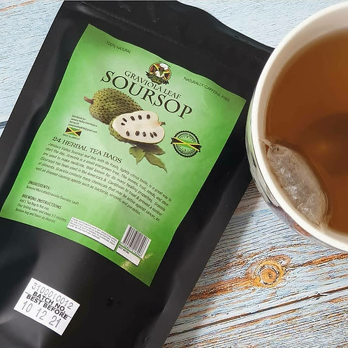 Soursop (Graviola) tea bags (24)