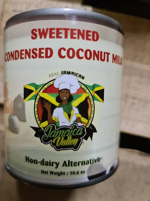 Sweet Coconut Condensed Milk