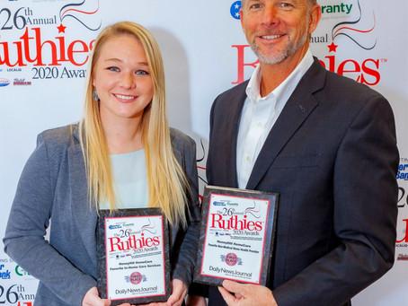 Ruthies Award Winning Home Care!