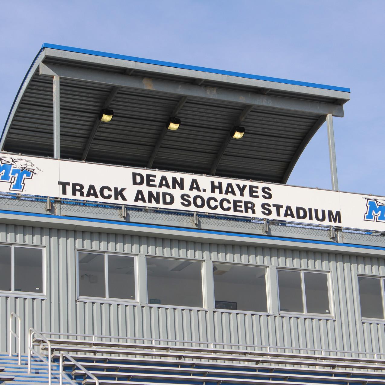 Dean A. Hayes Stadium