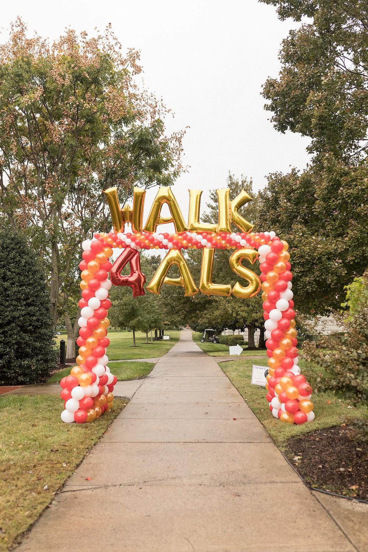Walk 4 ALS Balloons