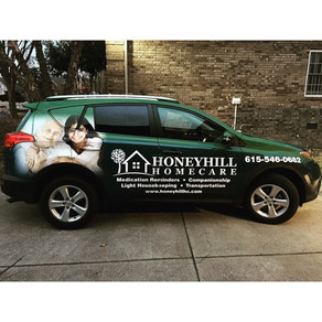 The HoneyHill Mobile!
