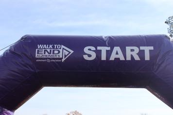 Start The Walk!
