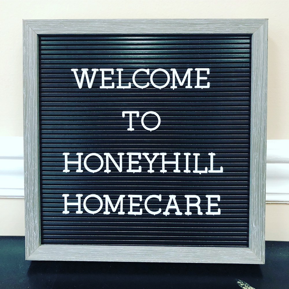 Welcome to HoneyHill HomeCare