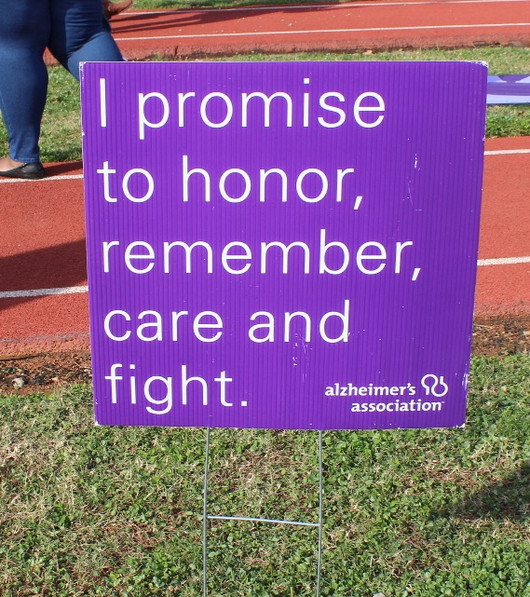 Honor, Remember, Care & Fight