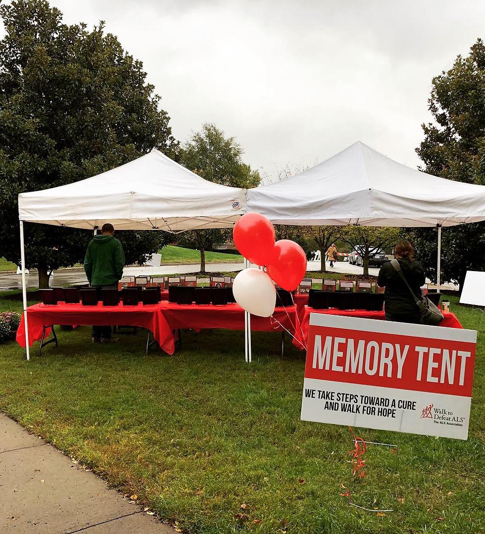 Memory Tent