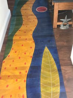 שטיח ילו ריבר מידה מיוחדת
