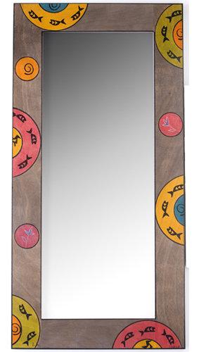 Large Mirror-Harmony