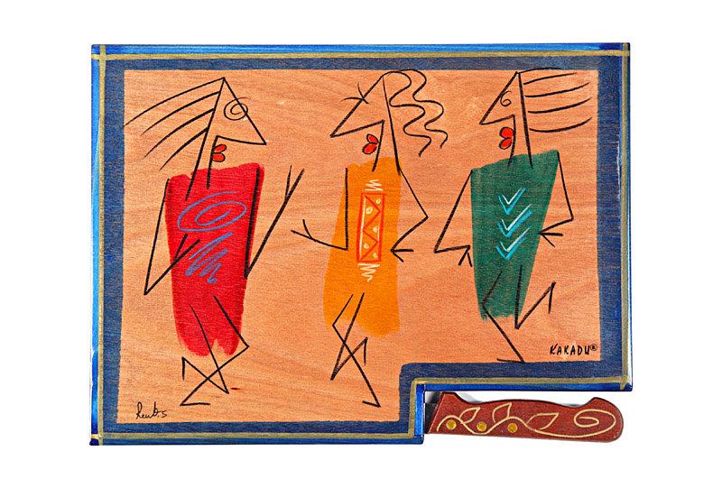 Wooden cutting board-Tipusim