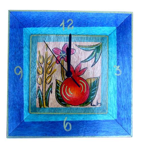 Clocks Seven Species