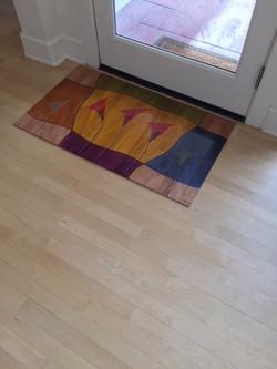 שטיח נובו בכניסה