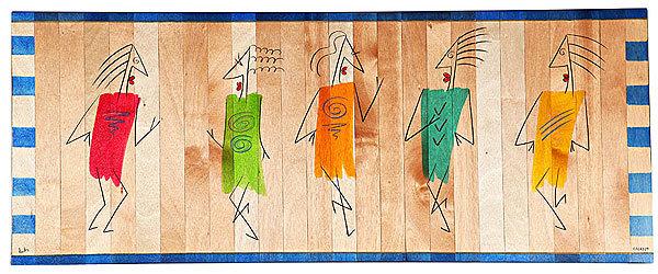 Long Carpet- Tipusim