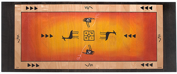Long Carpet- shemesh