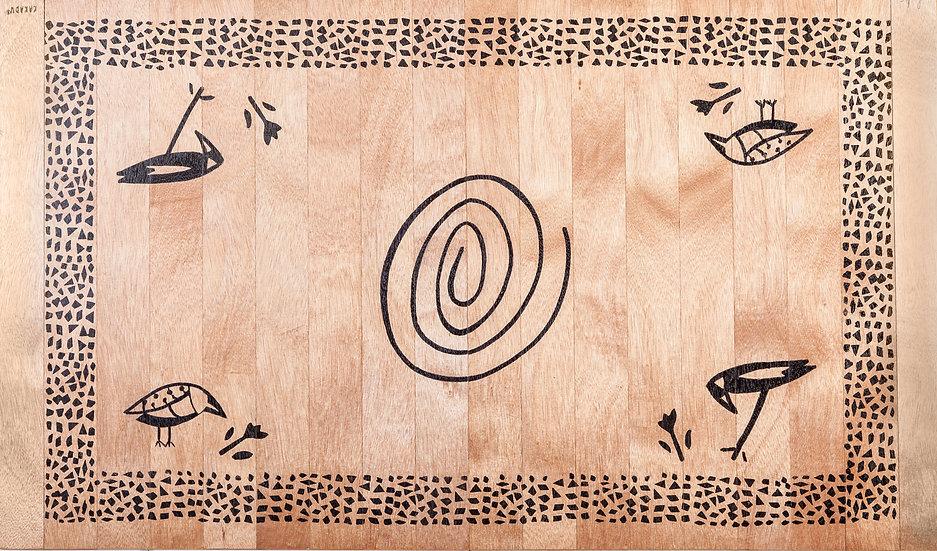 Small Carpet- Nature