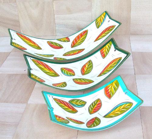 Bowls Leaves