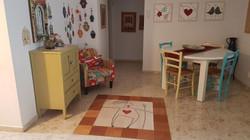 "Large Floor Mat ""Love"" In Modein"