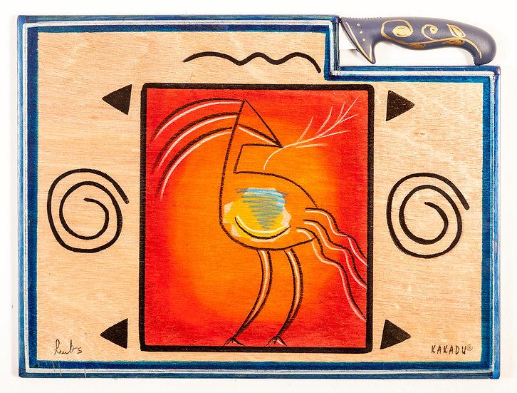 Wooden cutting board- Yom