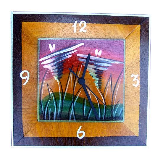Clocks Windy