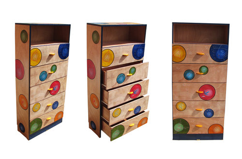 "Chest of Drawers ""Bubly"""