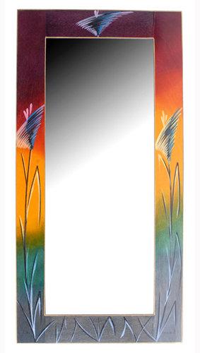 Large Mirror- windy