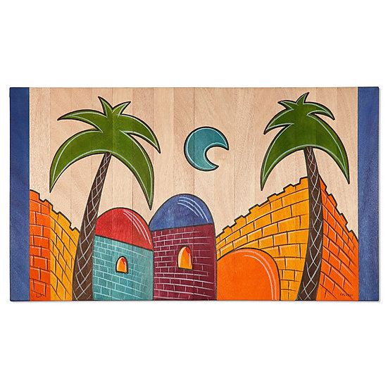 Small Carpet- Jerusalem