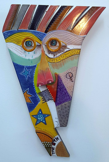DODU Wall Mask