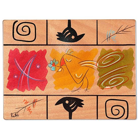 Placemats- Artist Plate