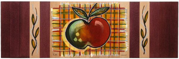 Long table runner- Apple