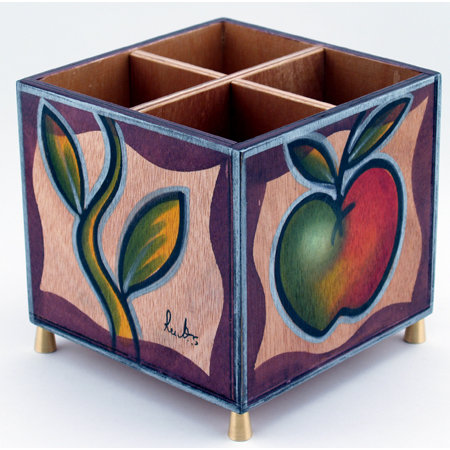 Cutlery holder Apple