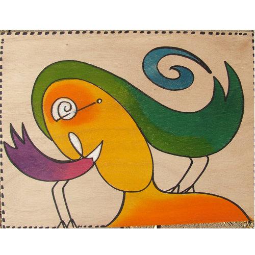 Placemats- Bird Face