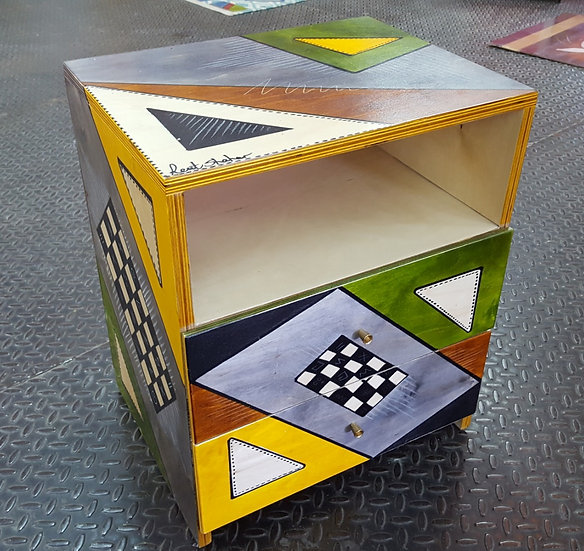 Bed Side Cabinet Chess