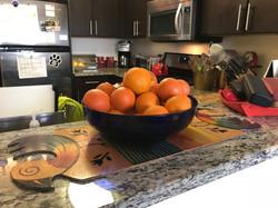 קערת תפוזים