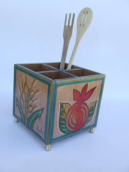 Cutlery holder Seven Species