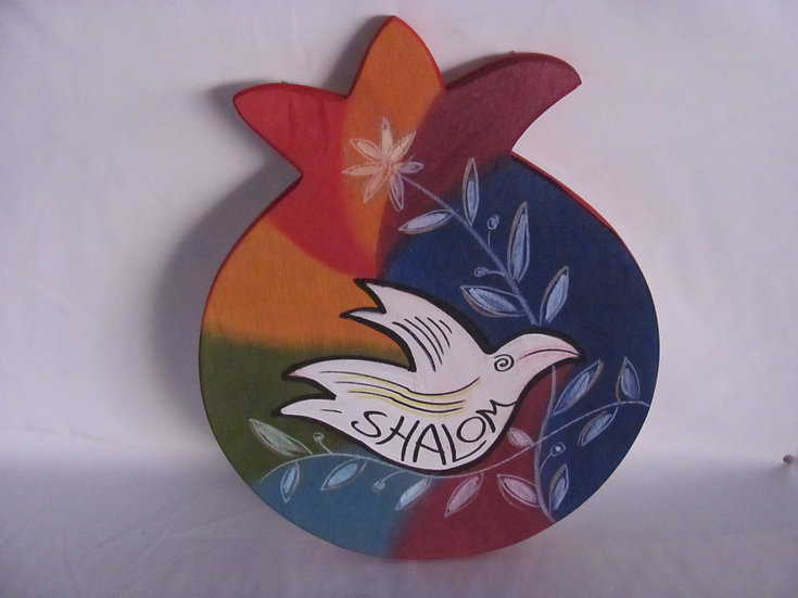 Round cutting board Dove