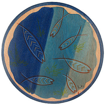 Round Placemats - Baraca