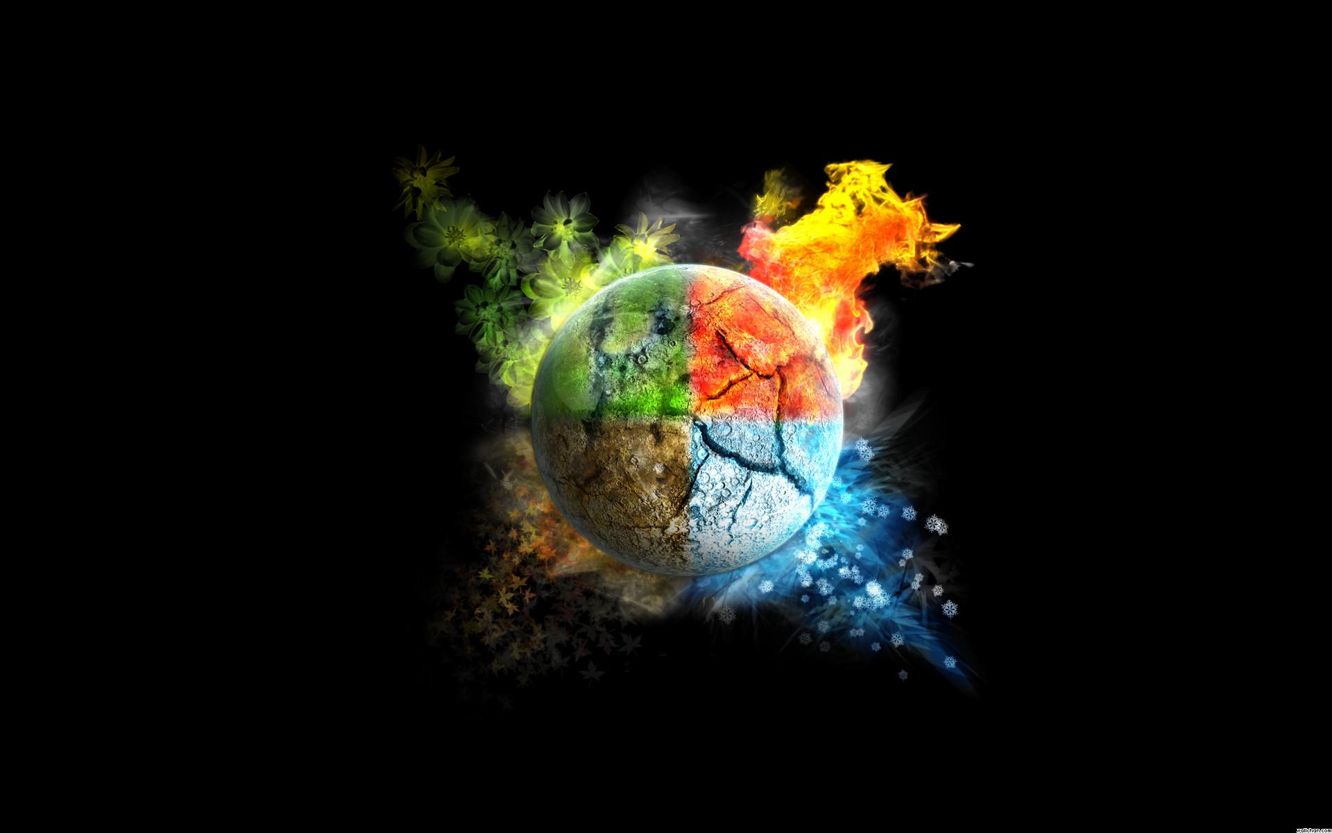 The Elemental World