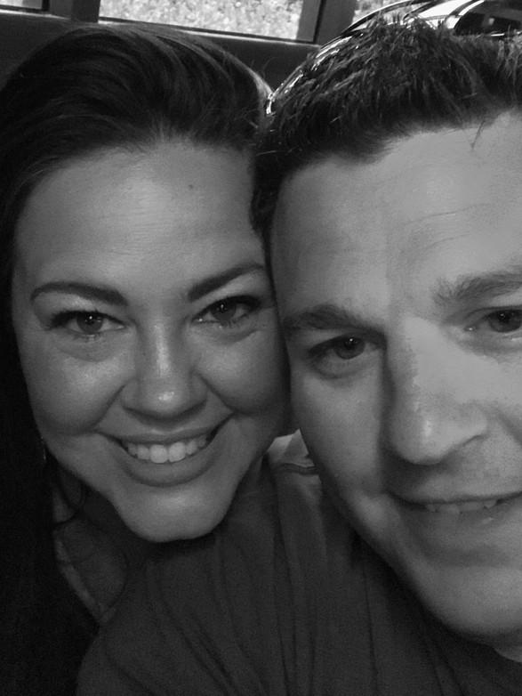 Brad and Amy