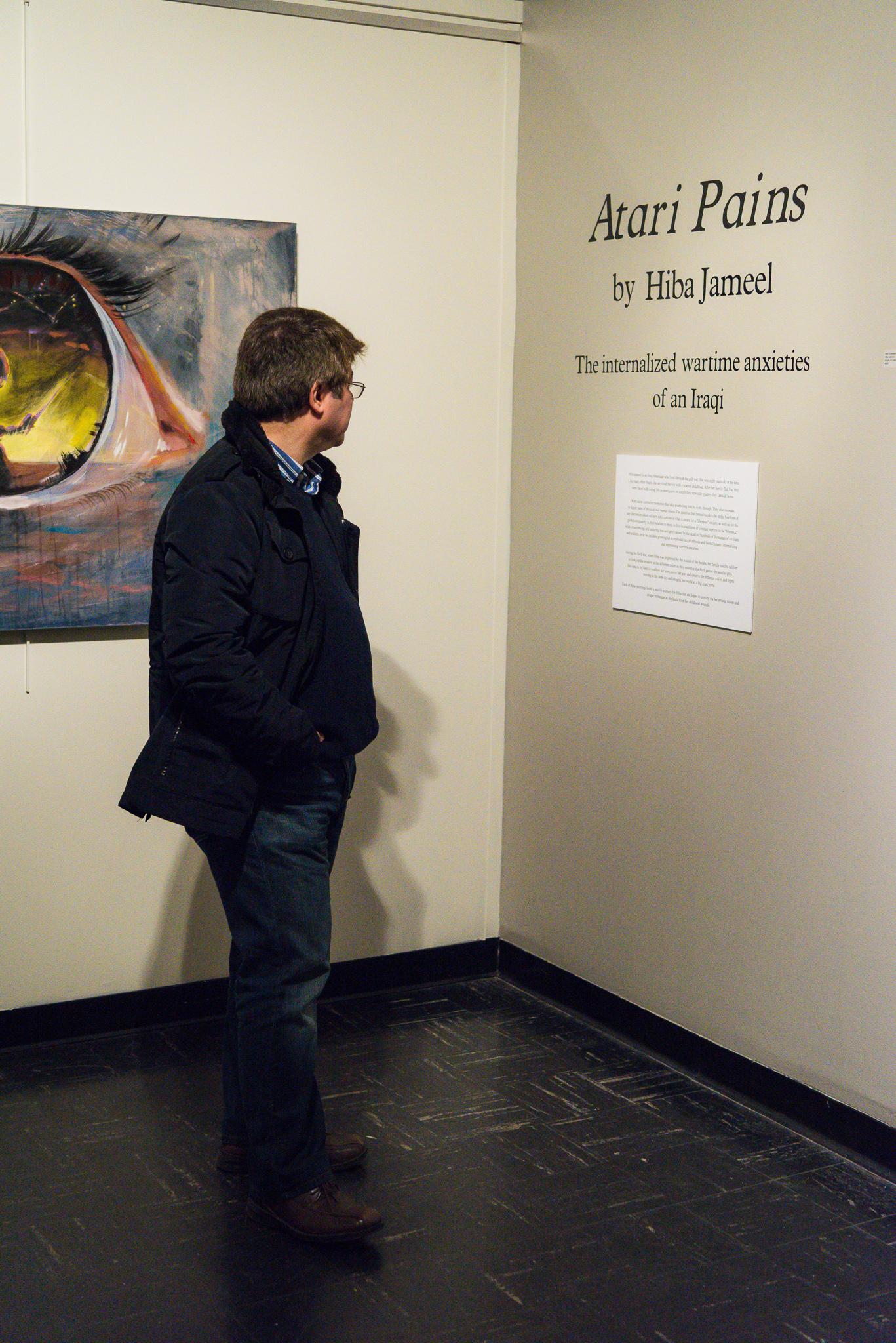Gallery Goer