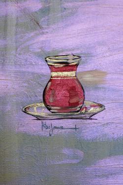 Tea Cup Detail
