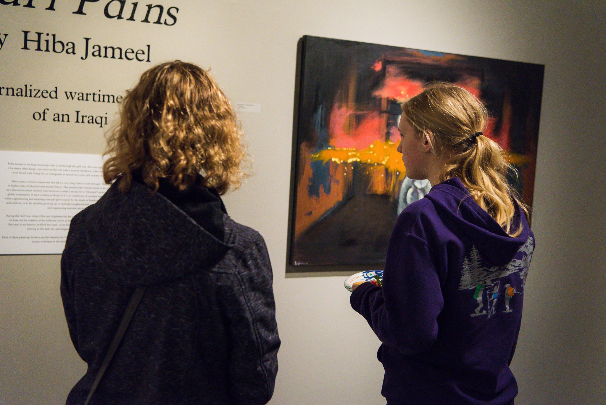 Gallery Goers 2