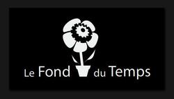 """logo """"le fond du temps"""""""