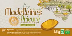 etiquette madeleines