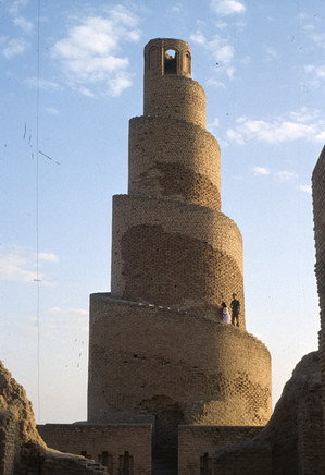 These are photos my parents took while they were in architecture school at the University of Baghdad.  Samarra, 1980-1982