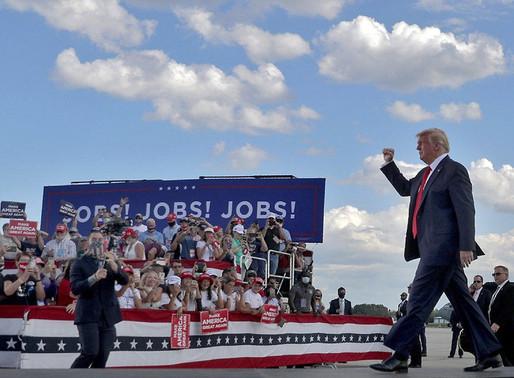Đánh giá Trumponomics: Cách đánh giá thành tích kinh tế của Tổng thống Trump