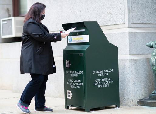 Tối cao Pháp viện quyết định rằng Pennsylvania có thể đếm phiếu bầu được nhận sau ngày bầu cử